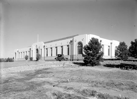 Australian Forestry School,Banks Street Yarralumla