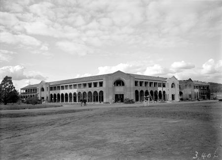 Civic Centre, Sydney Buildings, corner London Circuit and Northbourne Avenue