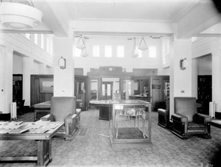 Parliamentary Library.