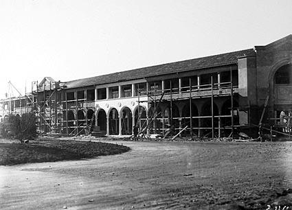 Civic  Centre, Melbourne  buildings, under construction
