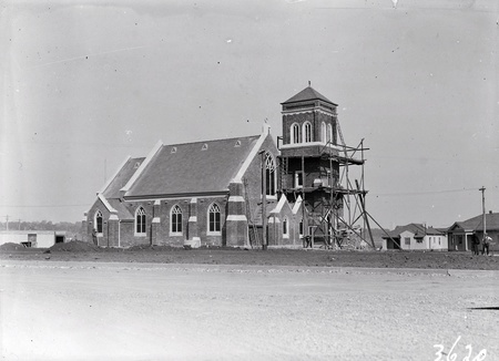 Methodist Church, Coranderk Street, Reid.