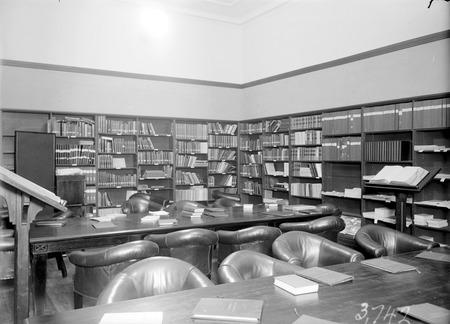 The Library,Australian Forestry School,Banks Street Yarralumla