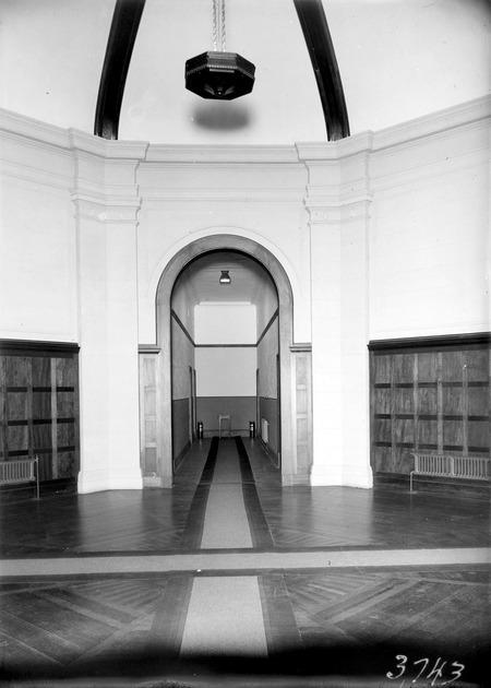 Entrance Hall,Australian Forestry School,Banks Street Yarralumla