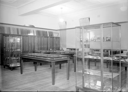 Museum,Australian Forestry School,Banks Street Yarralumla