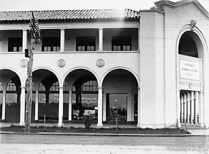 Premises of Australian General Electric Co. in Civic Centre,Sydney Building, June 1928