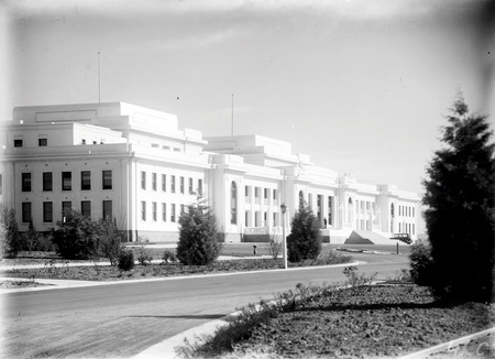Parliament House frontage