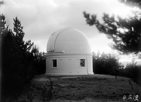 Observatory Dome, Mount Stromlo Obsevatory.