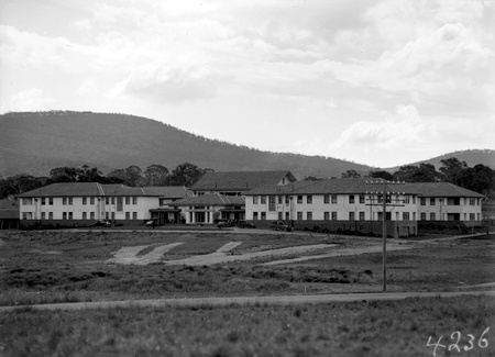 Hotel Kurrajong National Circuit, Barton