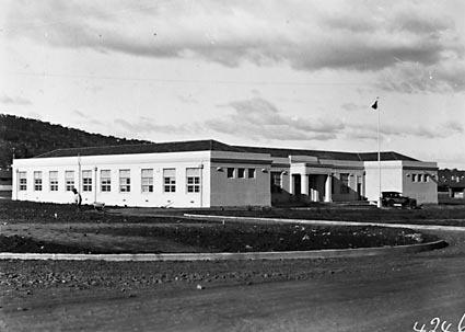 Ainslie school,  Donaldson St. Ainslie