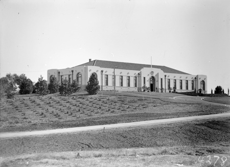 Australian Forestry School, Banks Street , Yarralumla