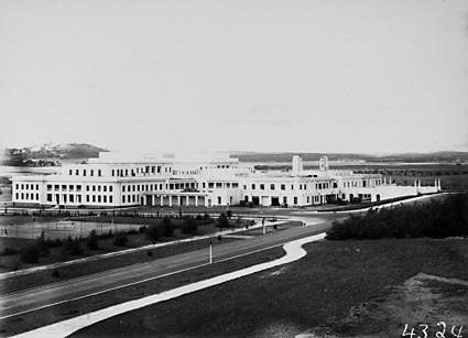 Parliament House from West Block