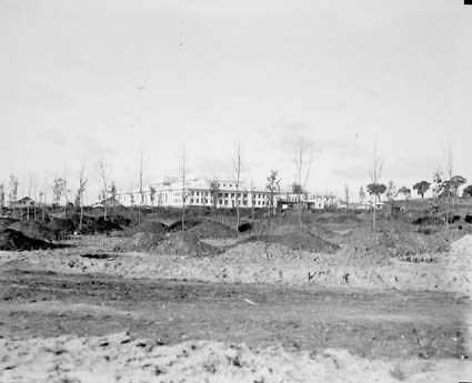 Parliament House, Western aspect - Now known as Western National Rose Garden
