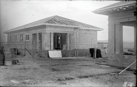 Gorman House , Ainslie Avenue , Reid,  under construction