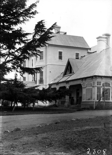 Part of Government House,Residence of the Governor General, Yarralumla