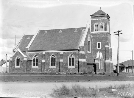 Reid Methodist Church, Doonkuna Street.