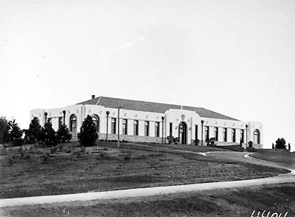 Australian Foresry School,Banks Street,Yarralumla
