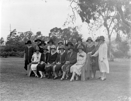 Council of the Women's and Infants' Health Guild, c1926.