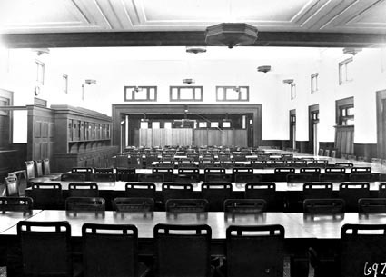Member's dining room, Parliament House