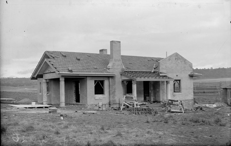 FCC (Federal Capital Commission) cottage, type 4