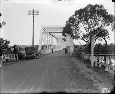 A bridge somewhere in Gundaroo-Gunning area