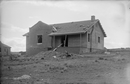 FCC (Federal Capital Commission) cottage, type 1