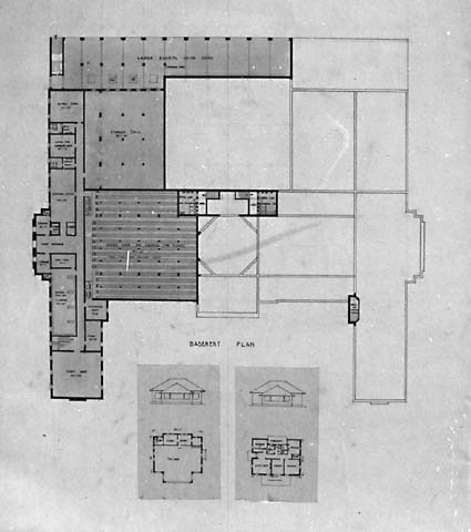 Architectural competition for the design of the proposed Australian War Memorial, entry 41