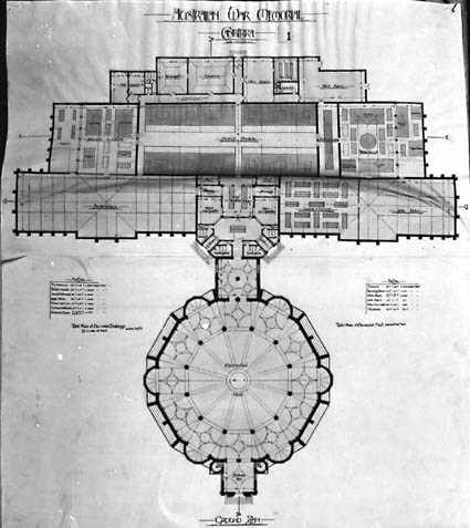 Architectural competition for the design of the proposed Australian War Memorial, entry 1