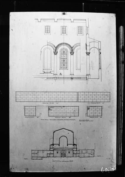 Architectural competition for the design of the proposed Australian War Memorial, entry 65