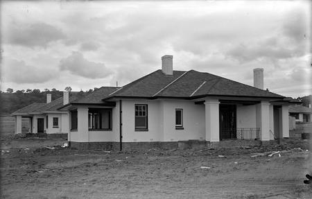 Oakley and Parkes Blandfordia house.