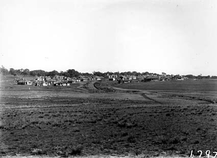 Oakley and Parkes cottages, Forrest