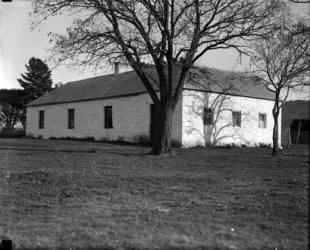 St John's schoolhouse, Constitution Avenue, Reid.