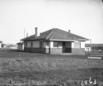 Cottage in Eastlake - FCC (Federal Capital Commission)