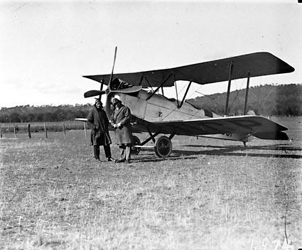 Aeroplane VH UCP