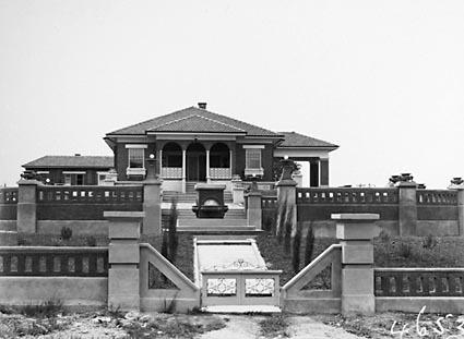 Brazilian Embassy,Flinders Way,Forrest (built for Mr. Rolf, Solicitor)