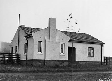 Federal Capital Commission Cottage Type 10