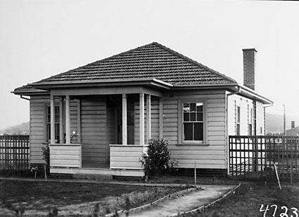 Federal Capital Commission Cottage Type W&R D.2