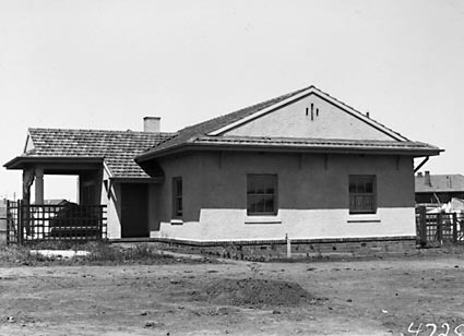 Federal Capital Commission Cottage Type 7