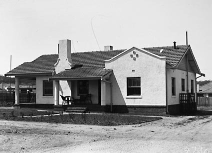 Federal Capital Commission Cottage Type 4