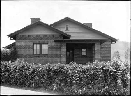 Federal Capital Commission Cottage Type W&R D1.