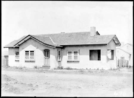 Federal Capital Commission Cottage Type 8.