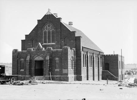 Baptist Church, Currie Crescent, Kingston.