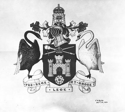 Proposal for the City of Canberra  Coat of Arms.