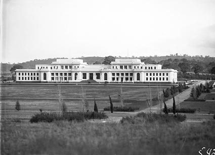 Parliament House, from the  North