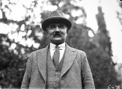 Mr. A.E. Bruce, Second Superintentent of Parks and Gardens