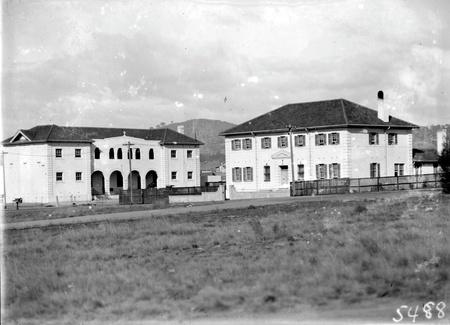 St Christophers Convent and Parish School, Franklin Street,  Manuka