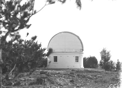 Thirty Inch Reynolds Telescope,  Mount Stromlo Observatory