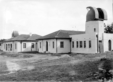 Solar Tower, Observatory offices and buildings , Six inch Farnham Telescope,  Mount Stromlo Observatory