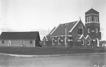 Methodist Church, Doonkuna Street, Reid
