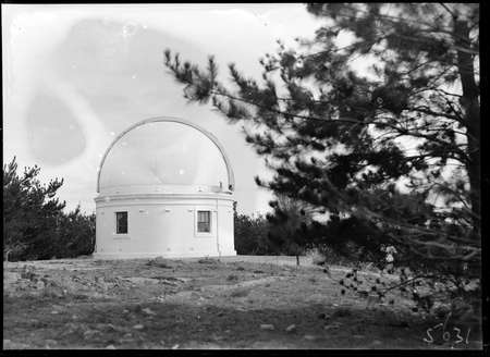 30 inch Reynolds Telescope on Mt Stromlo Observatory.