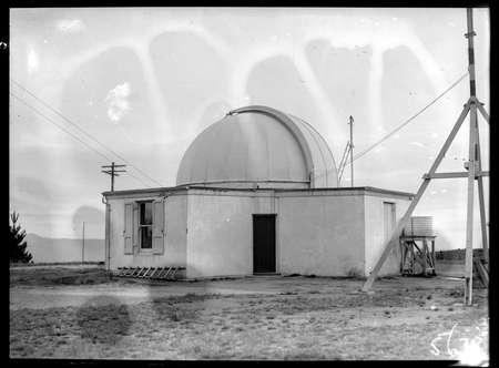 9 inch Oddie Telescope, Mt Stromlo Observatory.